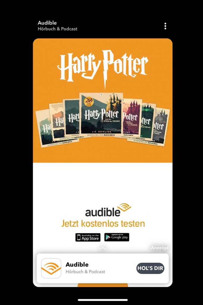 audible-harry-potter-snapchat-ad