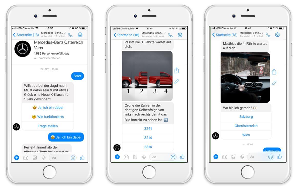 Casestudy Chatbots: Drei Unternehmen, drei Ziele und 1 Lösung