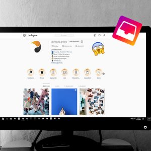 Instagram testet Direct Messages auf dem Desktop