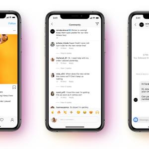 Chatbots und optimierter Kundenkontakt: Instagram aktualisiert Messenger-API